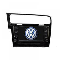 Central Multimidia Winca Volkswagen Golf G7 C257 S100 2014/2015