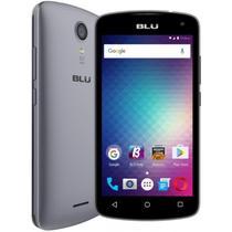 "Smartphone Blu Studio G2 HD 3G Dual Sim Tela 5.0""HD 8GB Cam. 5MP+5MP Cinza"