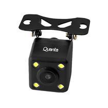 """Camera de Re Automotiva Quanta QTCR32 Cmos 1/4"""" - Preta."""