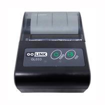 Impressora Termica Go Link GL033 Bivolt - Preto
