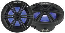 Alto Falante Marine Matrix MRX600B Preto