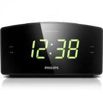 Radio Relogio Philips AJ-3400 Dig.2V Preto