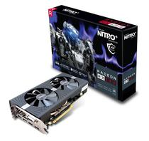 VGA 4GB PCI-Exp Sapphire Nitro+Radeon RX580 4GD5 11265-07-20