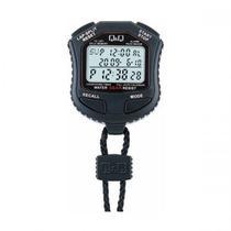 Cronometro Q&Q HS45J001Y Black