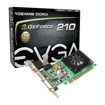 Placa de Vídeo EVGA Geforce GF 210 1 GB DDR3