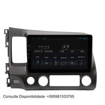 Central Multimidia Navpro/Caska NP-8335 Honda Civic (07-11) Android 6.0