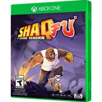 Jogo Shaq Fu A Legend Reborn Xbox One