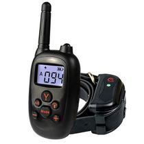 Coleira Eletronica PK9 para Adestramento de Cachorro com Controle - Preto