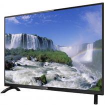 """TV LED Mtek 32"""" MK32CS9 Smart/ Dig/ HD/ HDMI/ VGA/ USB Preto"""