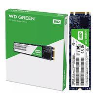 HD SSD SATA3 de 120GB Western Green - WDS120G2G0B - Solid State Drive