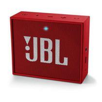 Caixa de Som JBL Go Bluetooth Vermelho