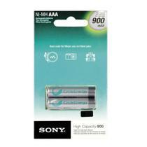 Pilha Recarregavel Sony AAA 900MAH com 2