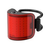 Luz Traseira LED Knog Lil' Cobber Rear 12187 50 Lumens para Bicicleta/Bike USB - Pequeno - Preto