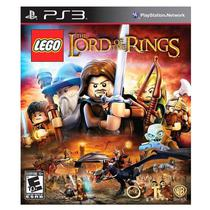 Jogo Playstation 3 Sony Lord Of The Rings