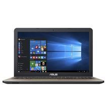 """Notebook Asus X540MA-GQ001 CEL-1.1GHZ/ 4GB/ 500GB/ RW/ 15.6""""/ Novo"""