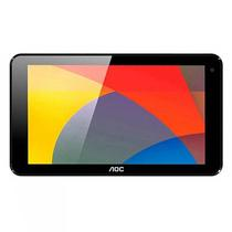 "Tablet AOC A725 7"" 8GB Intel Atom Preto"
