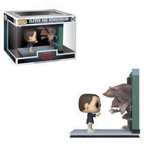 Boneco Funko Pop - Stranger Things *Moments* Eleven And Demogorgon 727