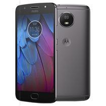 Smartphone Motorola Moto G5S XT1791 3GB+32GB Lte Dual Sim Tela 5.2 Cam.16MP+5MP-Cinza