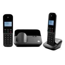 Telefone Motorola M3000-2 Bina / 2 Base / Bivolt - Preto