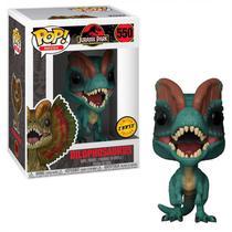 Boneco Funko Chase Jurassic Park - Dilophosaurus 550