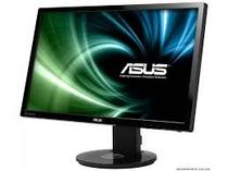 "Monitor LED 24"" Asus VG248QE Gaming FHD 144HZ 1MS/ 3D/ HDMI/ DVI/ DP Preto"