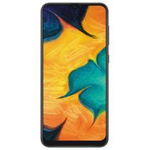 """Smartphone Samsung Galaxy A30 SM-A305G/DS Dual Sim 32GB de 6.4"""" 16 + 5MP/16MP Os 9 - Preto"""