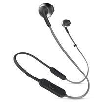Fone de Ouvido JBL T205BT Bluetooth - Black Silver