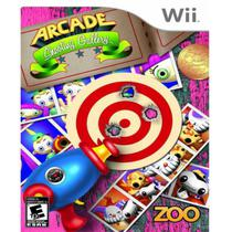 Jogo Light Gun Arcade Galery Bundle Wii
