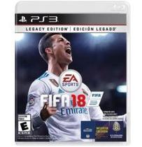 PS3 Fifa Soccer 2018 Legacy