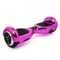 Scooter Genio 6.5 *Rosa Chrome* - BT/Bolsa