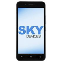 "Smartphone SKY Elite 5.5L+ Dual Sim 16GB Tela 5.5"" 13MP/8MP Os 6.0  Cinza"
