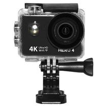 Camera Goal Pro Hero 4 - Wi-Fi - Ultra HD - Preto