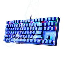 Teclado Mecanico Redragon Tvastar K566B - com Fio - Azul