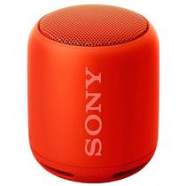 Caixa de Som Sony Portatil SRS-XB10 Bluetooth Vermelho