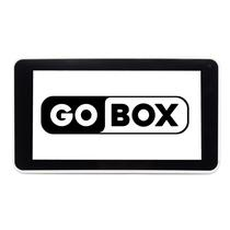 "Tablet Gobox T4 / Quadcore / Tela de 7"" / Cameras 2MP e VGA / 8GB / 1GB Ram - Branco"