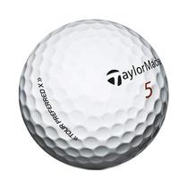 Bola de Golfe Taylormade Tour Preferred X (12 Unidades)