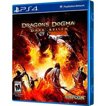 Jogo Dragons Dogma Dark Arisen PS4