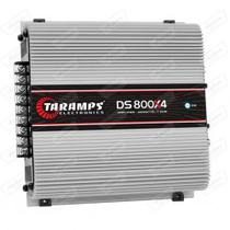 Módulo *Taramps DS-800X4 1OHM 800RMS (4CH X 200RMS)