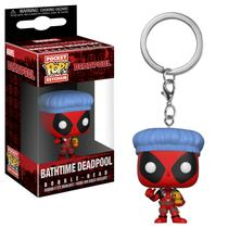 Funko Pop Keychain Dead Pool Play Bathi