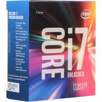 Processador Cpu Intel 2011 i7-6850K 3.6GHZ 15MB