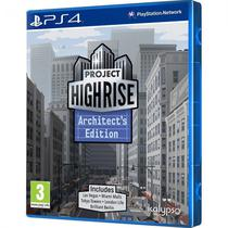 Jogo Project Highrise Architects Edition PS4