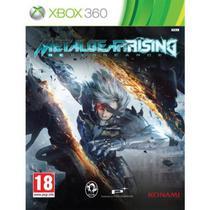 Jogo Metal Gear Rising Revengeance Xbox 360
