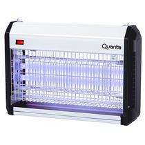 Mata Insectos Electrico Quanta QTMIE10 de 20W/Alcance de 80 M2/220V - Blanco/Negro