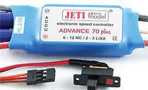 Jeti Advance Plus 70 Amp Brushless Controller