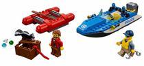 Lego City Wild River Escape 60176 126 Pecas