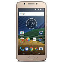 "Smartphone Motorola Moto G5 XT1671 Dual Sim 32GB Tela 5.0"" 13MP/5MP Os 7.0 - Dourado"