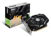 Placa de Vídeo GF-GTX1050TI MSI 4GB Oc DDR5 1341MHZ