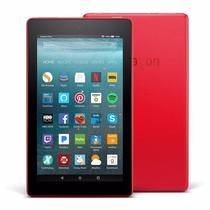 "Tablet Amazon Fire HD7 16GB / Tela 7"" - Vermelho"