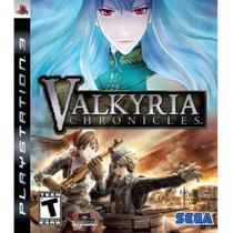 Jogo Valkyria Chronicles PS3