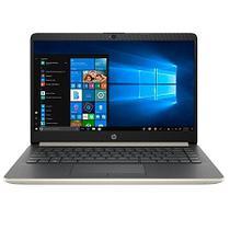 "Notebook HP 14-CF0006DX i3-7100U 2.4GHZ / 4GB / 128GB SSD M.2 / 14"" HD - Windows 10 Ingles - Dourado"